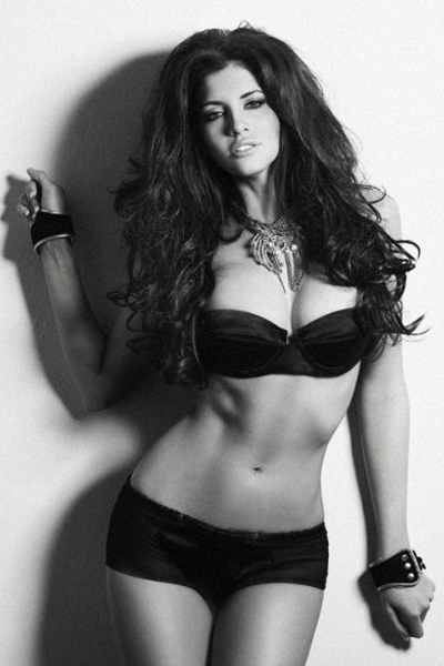 Hope Dworaczyk in 3D